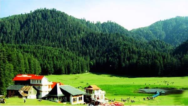 Dalhousie, Chamba -10 Best Places To Visit In Himachal Pradesh