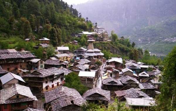 Malana-Village-Himachal-Pradesh Dalhousie, Chamba -10 Best Places To Visit In Himachal Pradesh